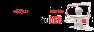 wijZijn via YouTube op uw TV